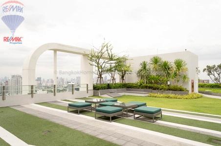 RE/MAX Properties Agency's Aspire 2 bedroom 55 Sq.m at Aspire sukhumvit 48 8