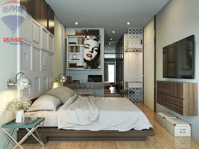 RE/MAX Properties Agency's Aspire 2 bedroom 55 Sq.m at Aspire sukhumvit 48 11