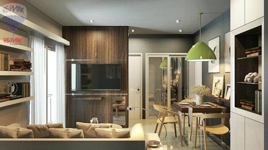 RE/MAX Properties Agency's Aspire 2 bedroom 55 Sq.m at Aspire sukhumvit 48 13