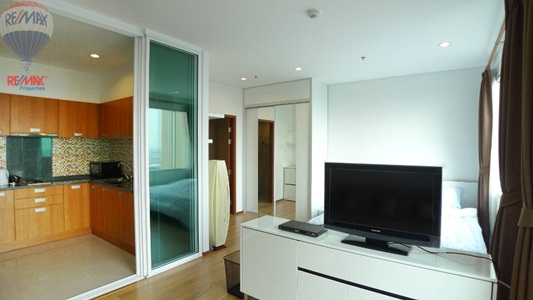 RE/MAX Properties Agency's RENT 1 Bedroom 36 Sq.m at Villa Satorn 6
