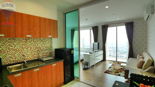 RE/MAX Properties Agency's RENT 1 Bedroom 36 Sq.m at Villa Satorn 1