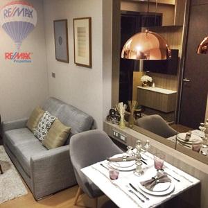 RE/MAX Properties Agency's RENT 1Bedroom 32 Sq.m at Lumpini 24 1