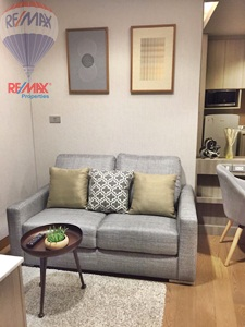 RE/MAX Properties Agency's RENT 1Bedroom 32 Sq.m at Lumpini 24 9