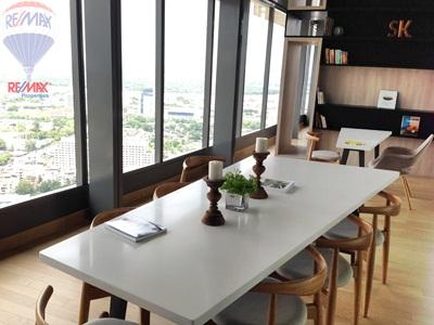 RE/MAX Properties Agency's RENT 1Bedroom 32 Sq.m at Lumpini 24 13