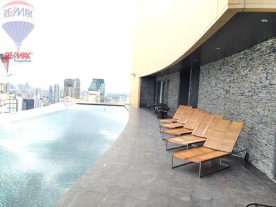 RE/MAX Properties Agency's RENT 1Bedroom 32 Sq.m at Lumpini 24 16