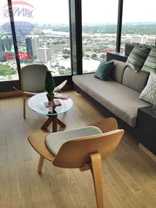 RE/MAX Properties Agency's RENT 1Bedroom 32 Sq.m at Lumpini 24 17