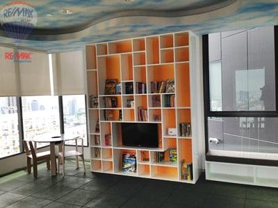 RE/MAX Properties Agency's RENT 1Bedroom 32 Sq.m at Lumpini 24 21