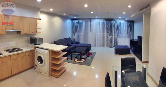 RE/MAX Properties Agency's RENT 2 Bedroom 102 Sq.m At The Rise Sukhumvit 39 3