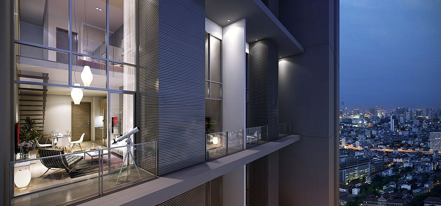 RE/MAX Properties Agency's SALE 2 Bedroom 61sq.m at The loft Ekkamai 4