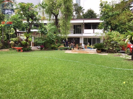 RE/MAX Properties Agency's RENT 5 Bedroom 1 Rai of land at Soi sukhumvit 16 1