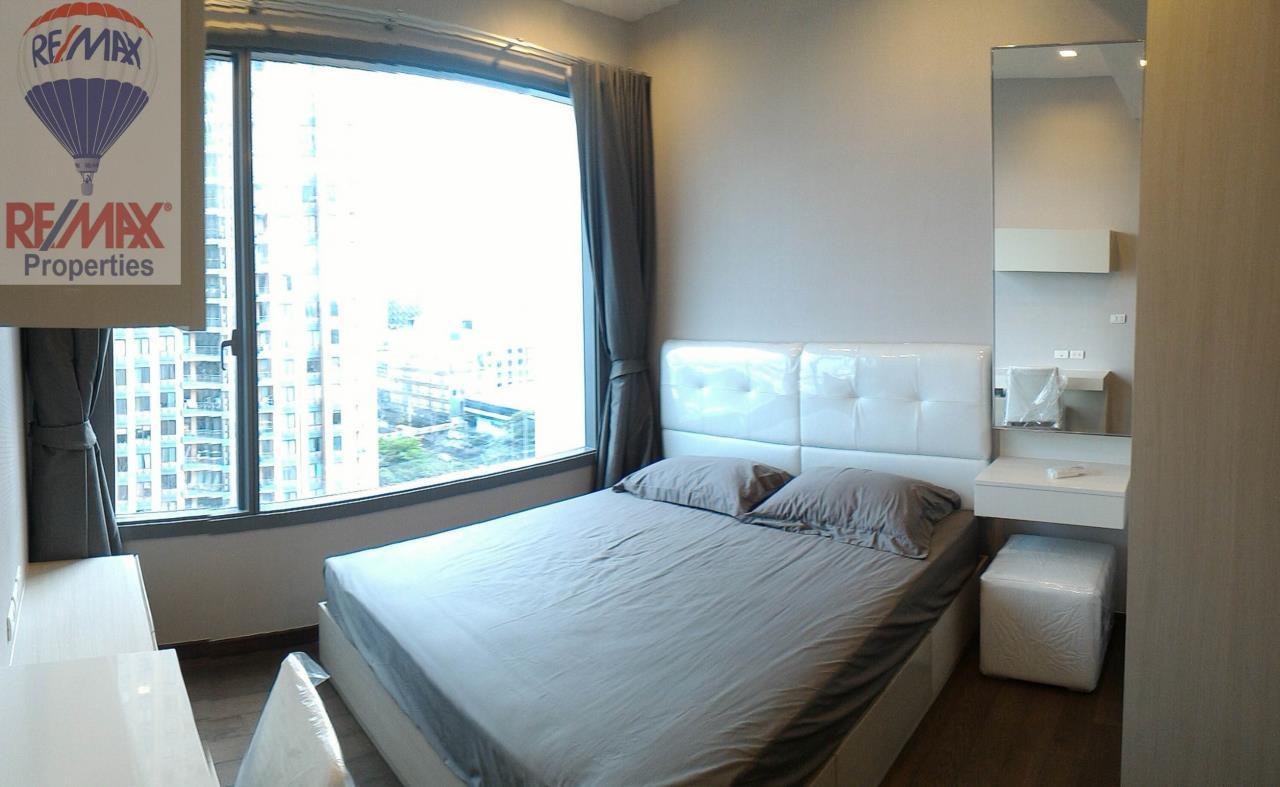 RE/MAX Properties Agency's Q Asoke 1 Bedroom For Rent 4