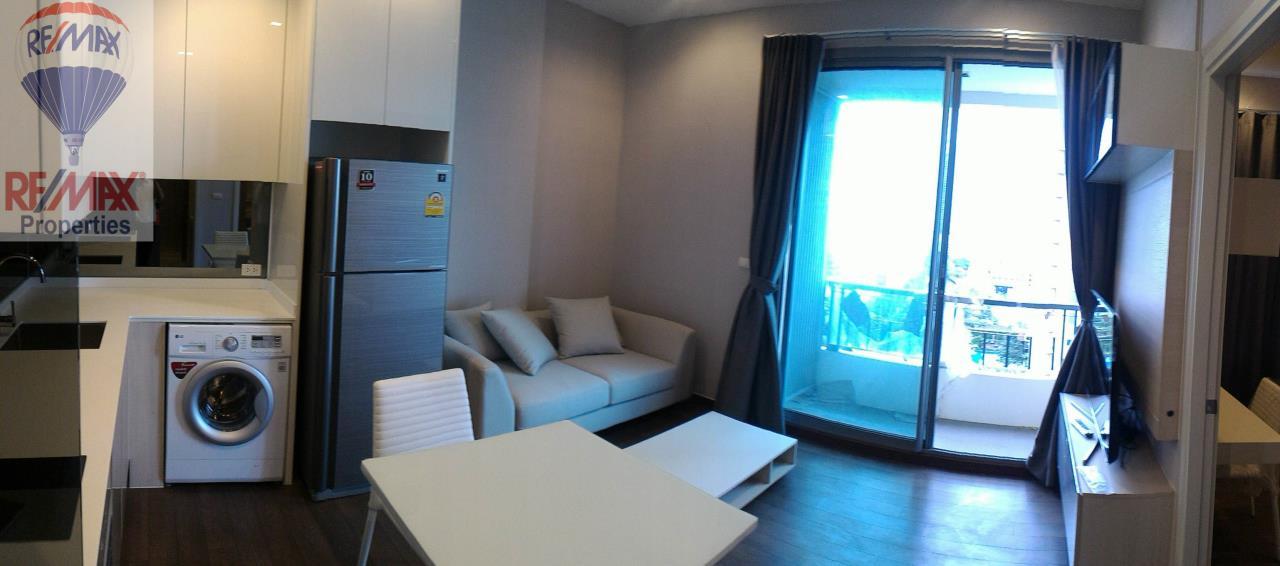 RE/MAX Properties Agency's Q Asoke 1 Bedroom For Rent 1
