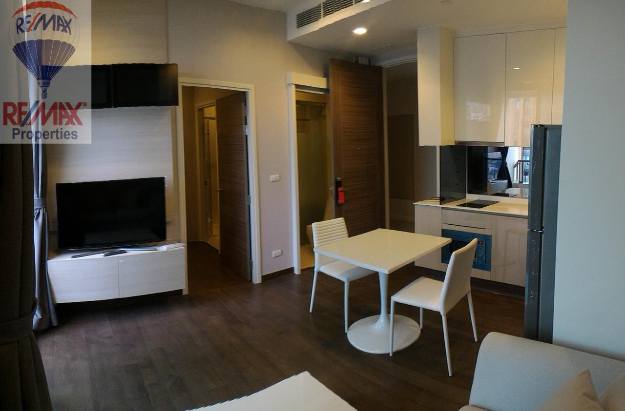 RE/MAX Properties Agency's Q Asoke 1 Bedroom For Rent 2