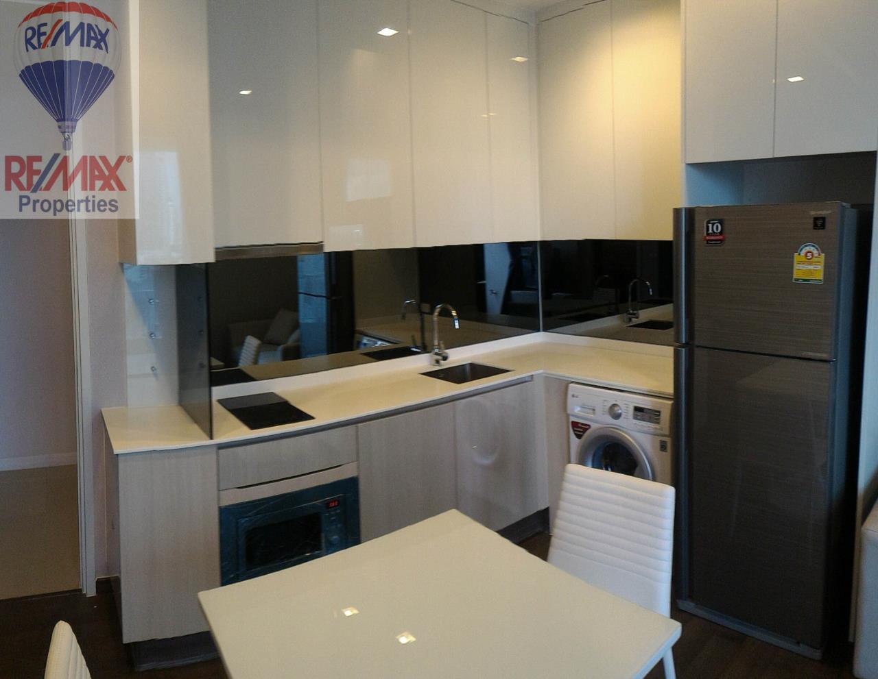 RE/MAX Properties Agency's Q Asoke 1 Bedroom For Rent 3