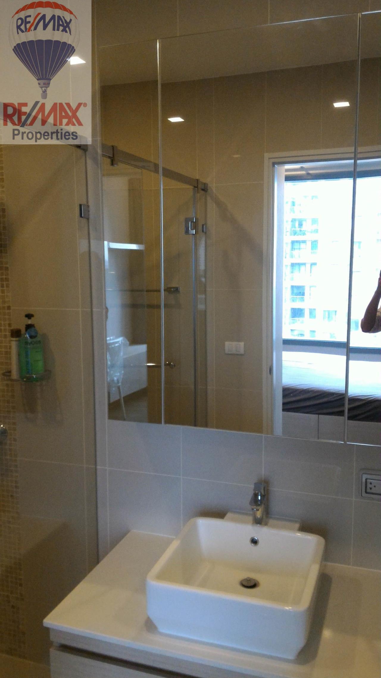 RE/MAX Properties Agency's Q Asoke 1 Bedroom For Rent 6
