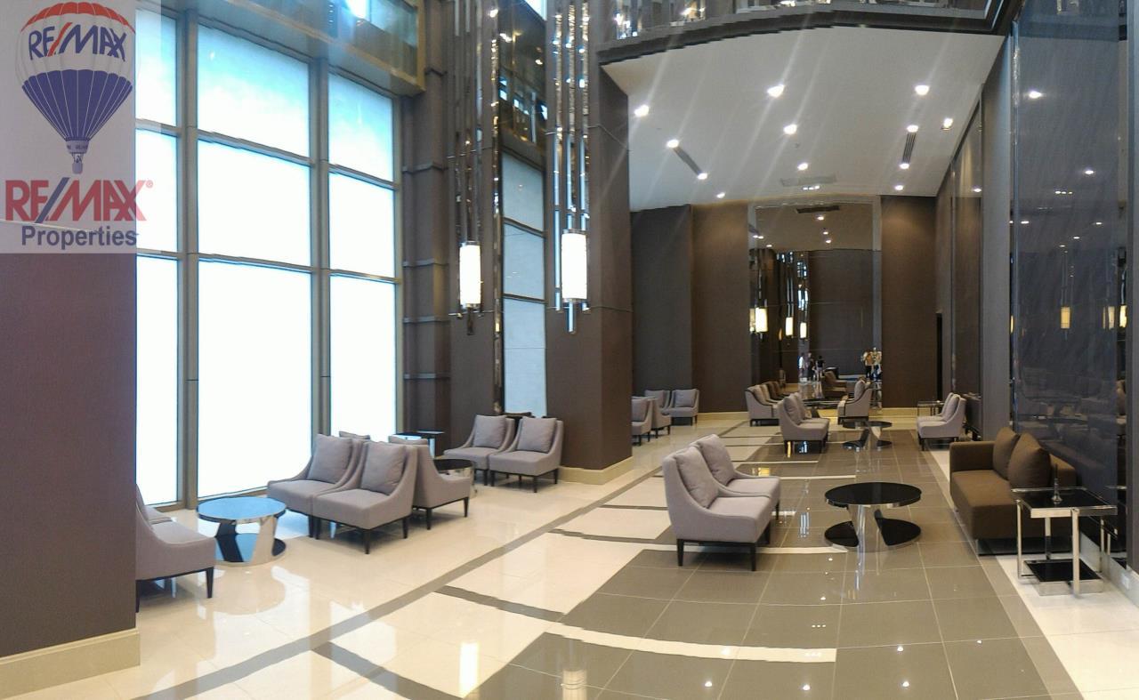 RE/MAX Properties Agency's Q Asoke 1 Bedroom For Rent 10