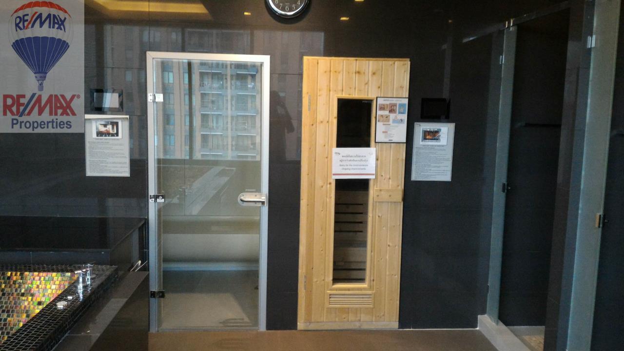 RE/MAX Properties Agency's Q Asoke 1 Bedroom For Rent 11