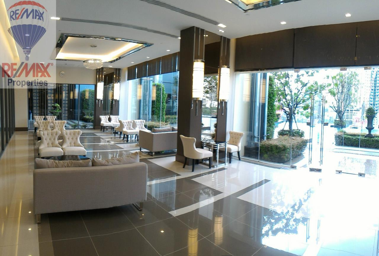 RE/MAX Properties Agency's Q Asoke 1 Bedroom For Rent 16