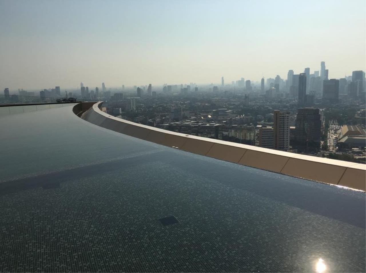 RE/MAX Properties Agency's The Lumpini 24, condo for RENT, 29sq.m. 1 bedroom, THB 28,000 7