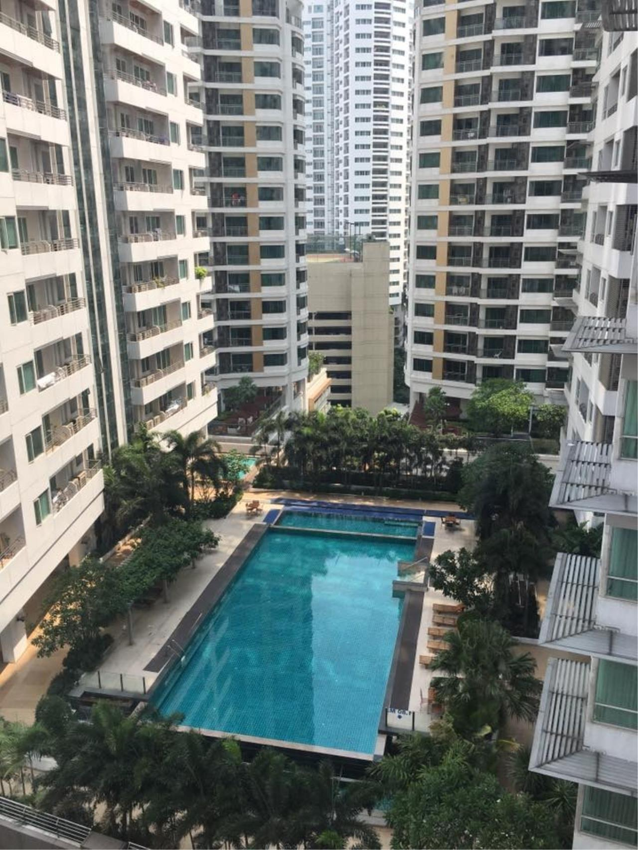 RE/MAX Properties Agency's The Lumpini 24, condo for RENT, 29sq.m. 1 bedroom, THB 28,000 8