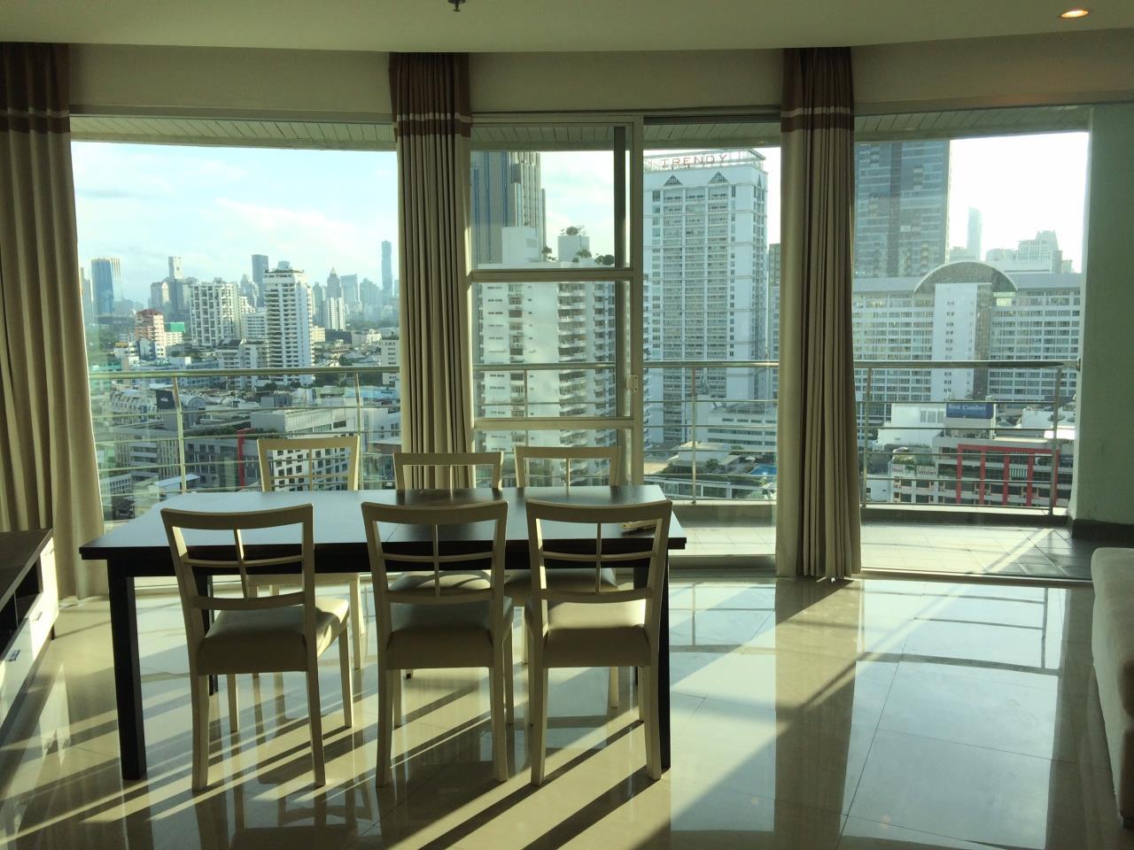 RE/MAX Properties Agency's The Master Centrium Asoke-Sukhumvit  1