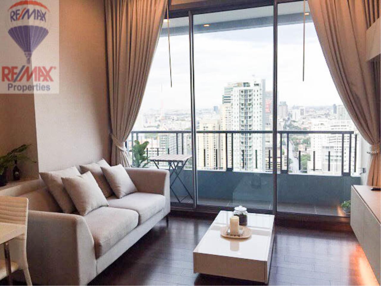RE/MAX Properties Agency's Q Asoke 2 Bedroom For Sale 1