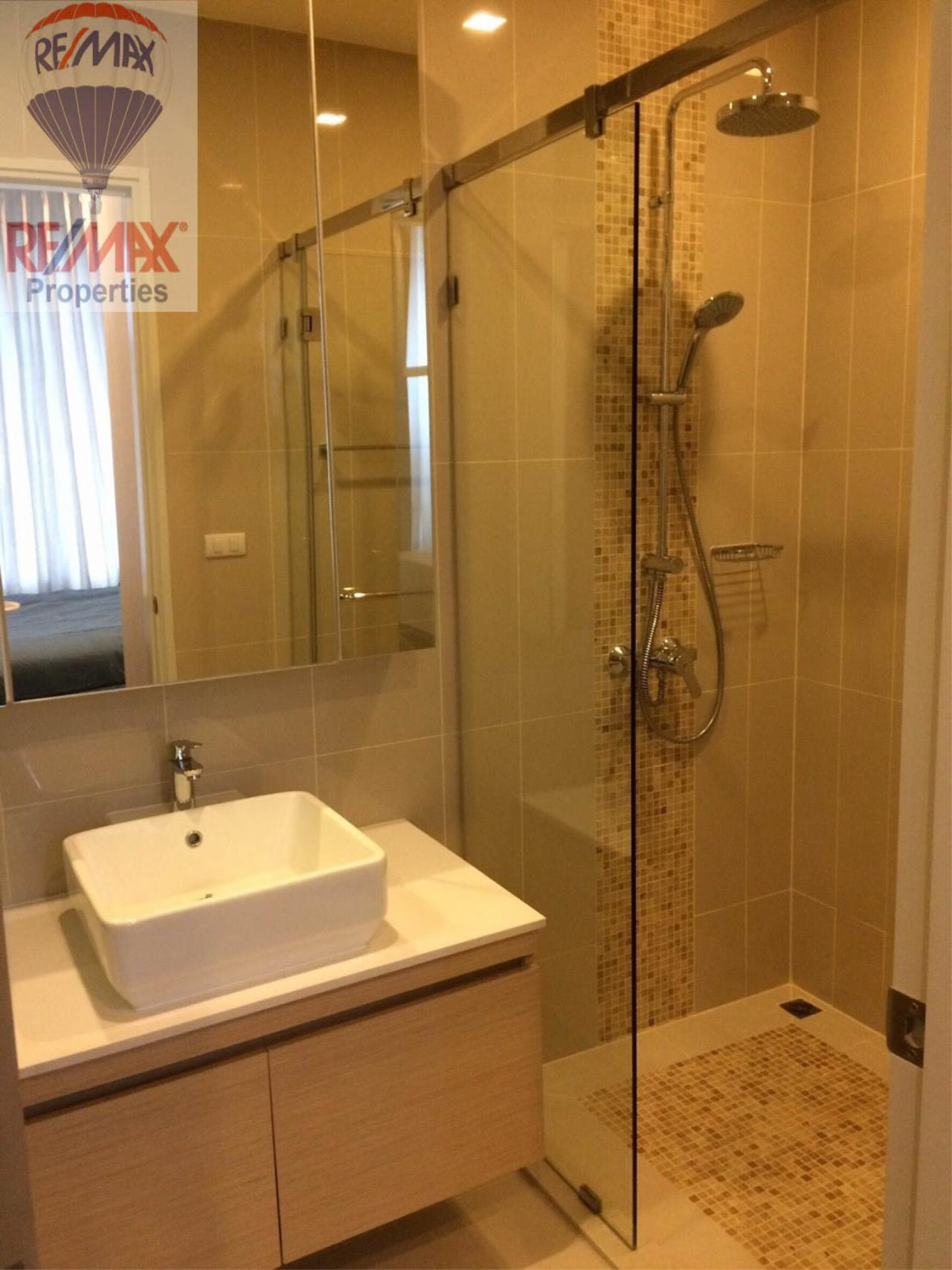 RE/MAX Properties Agency's Q Asoke 1 Bedroom For Rent 7