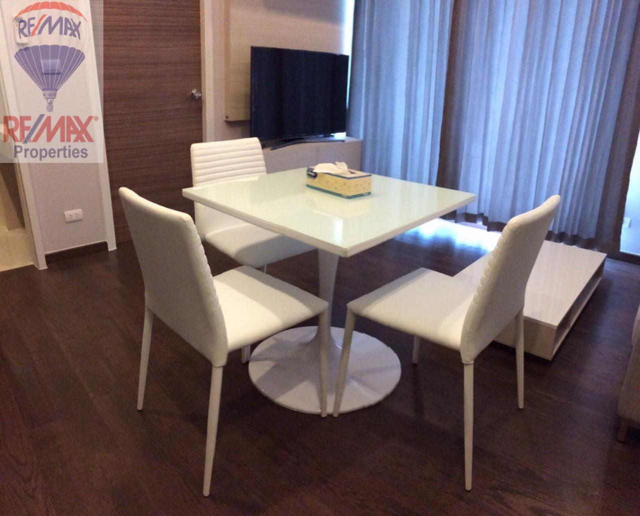 RE/MAX Properties Agency's Q Asoke 1 Bedroom For Rent 5