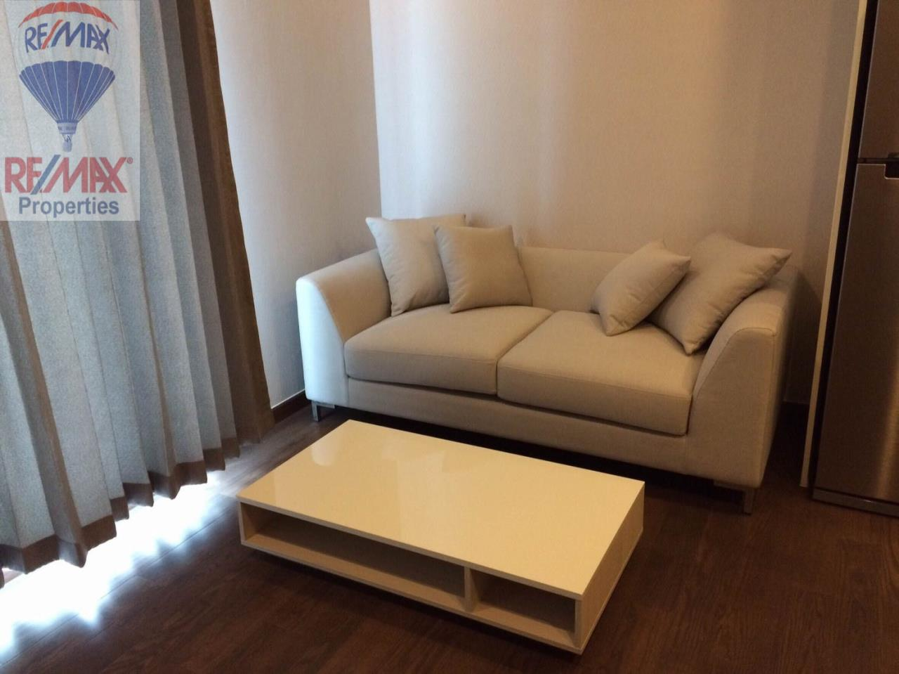 RE/MAX Properties Agency's Q Asoke 1 Bedroom For Rent 4