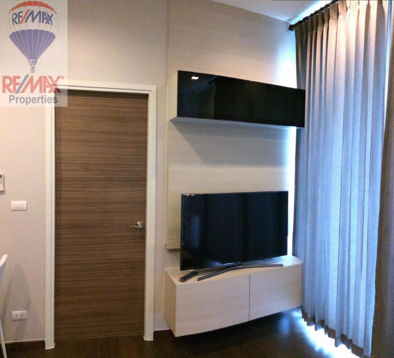 RE/MAX Properties Agency's Q Asoke 1 Bedroom For Rent 6