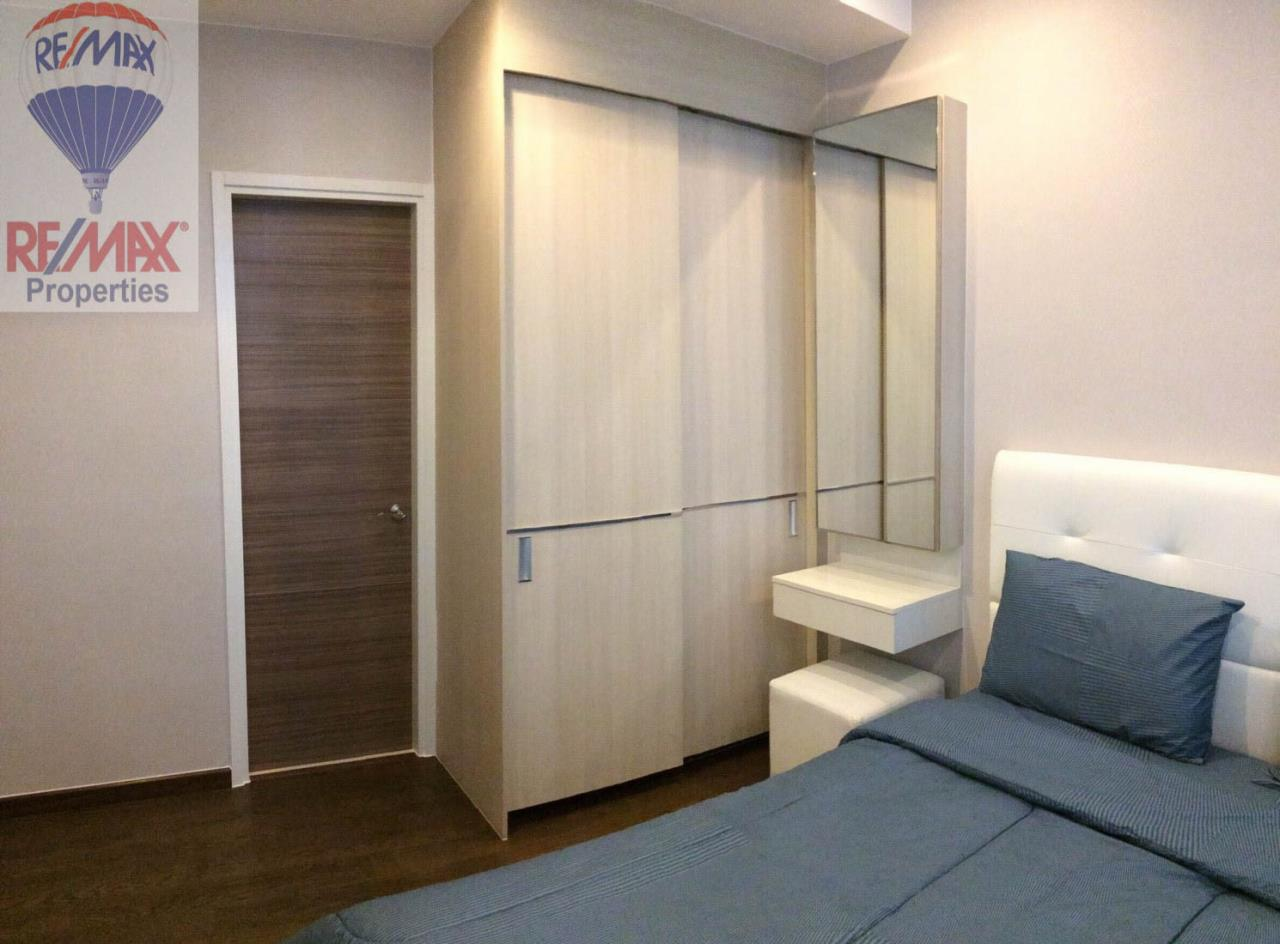 RE/MAX Properties Agency's Q Asoke 1 Bedroom For Rent 2