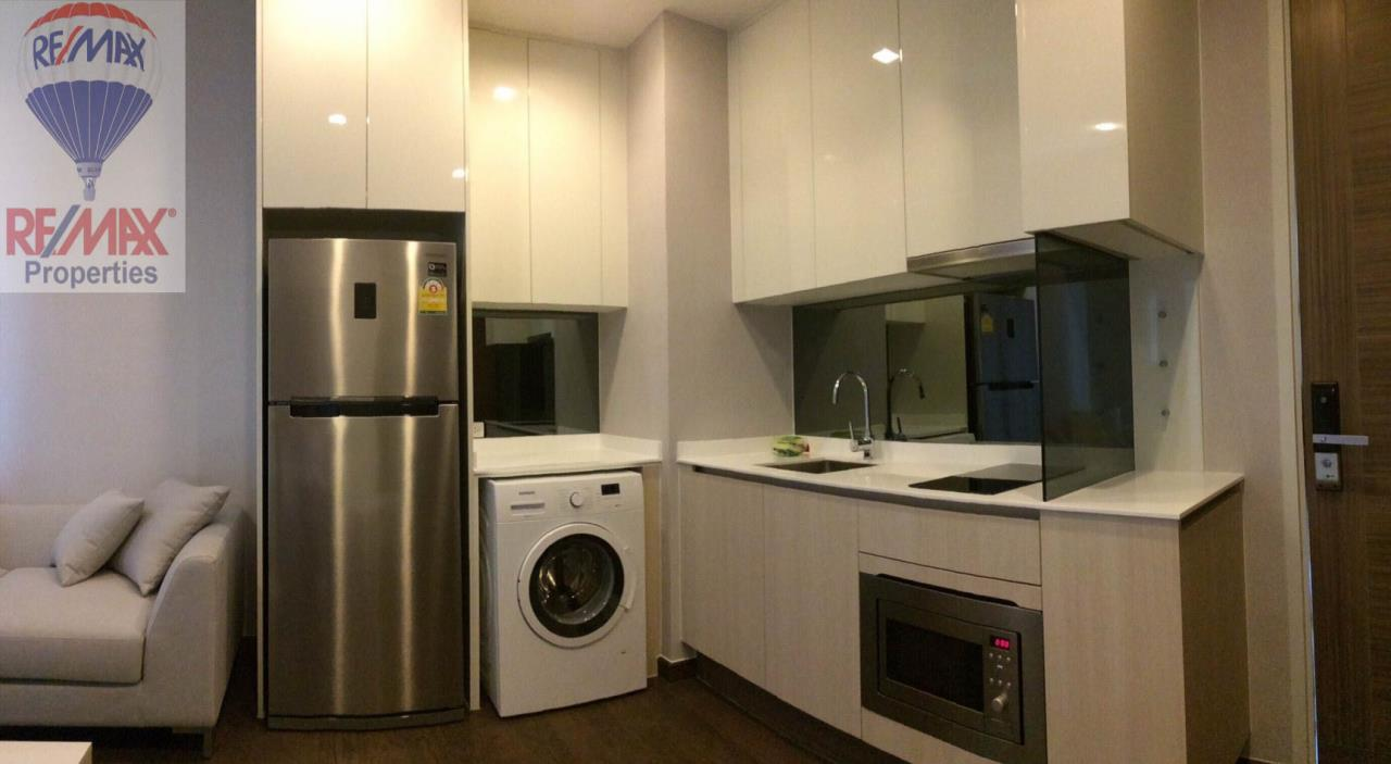 RE/MAX Properties Agency's Q Asoke 1 Bedroom For Rent 3