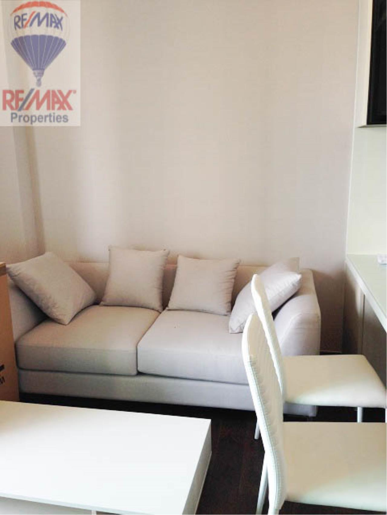 RE/MAX Properties Agency's Q Asoke 1 Bedroom For Rent 1