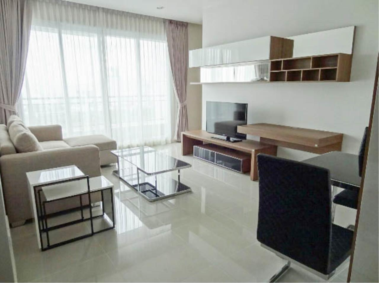 RE/MAX Properties Agency's 1 Bedroom for Rent Circle Condo Petchaburi 36 1