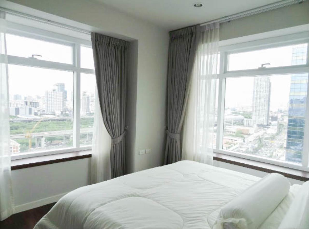 RE/MAX Properties Agency's 1 Bedroom for Rent Circle Condo Petchaburi 36 2
