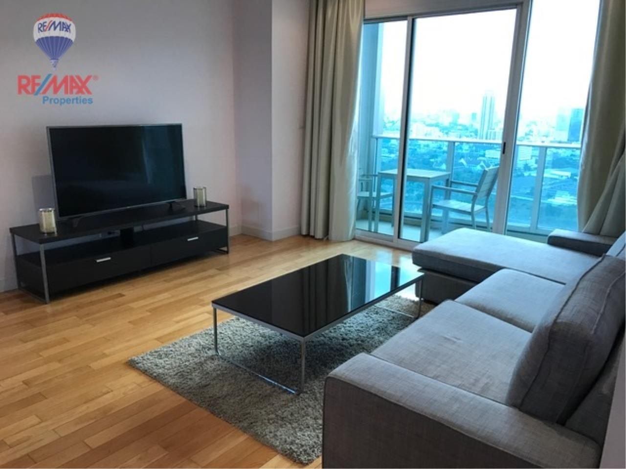 RE/MAX Properties Agency's For RENT !! 2 beds 2 baths 128 sq,m @ Millennium Residence 1
