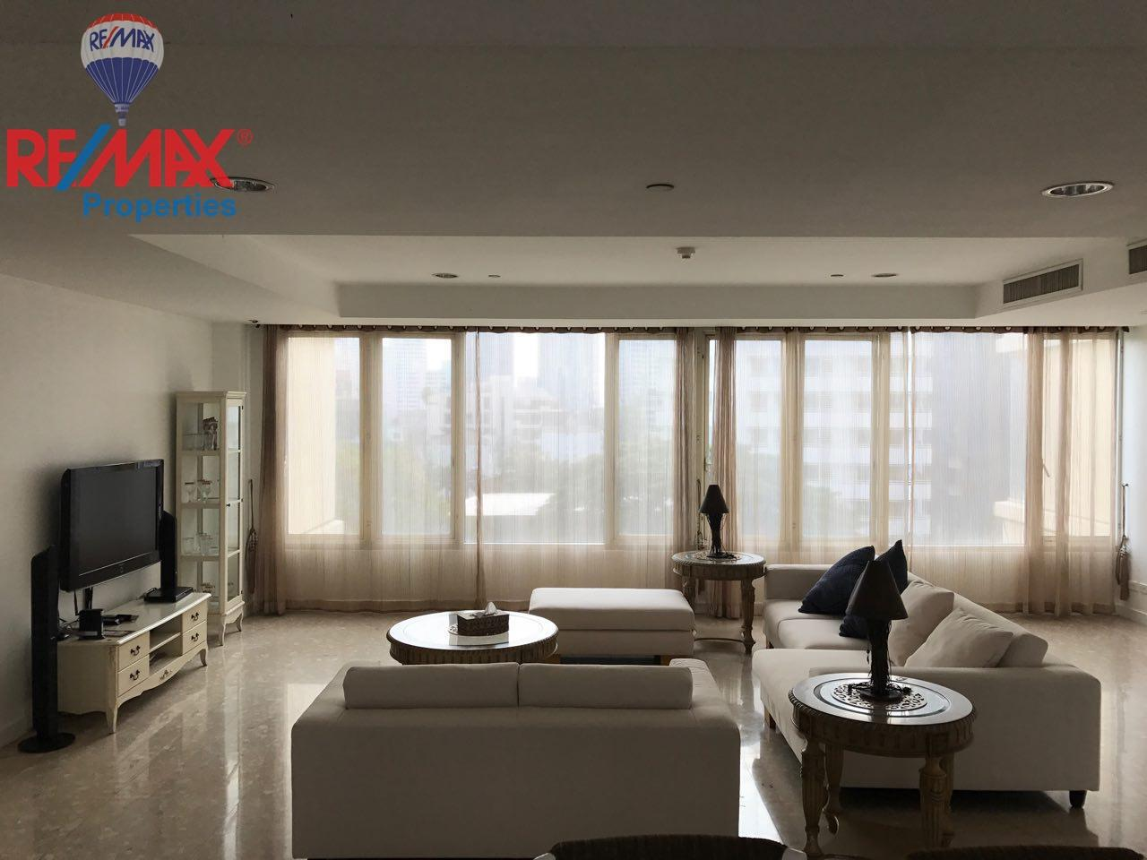 RE/MAX Properties Agency's For SALE and RENT !! 4 beds 4 baths @ Hampton Thonglor 10  1