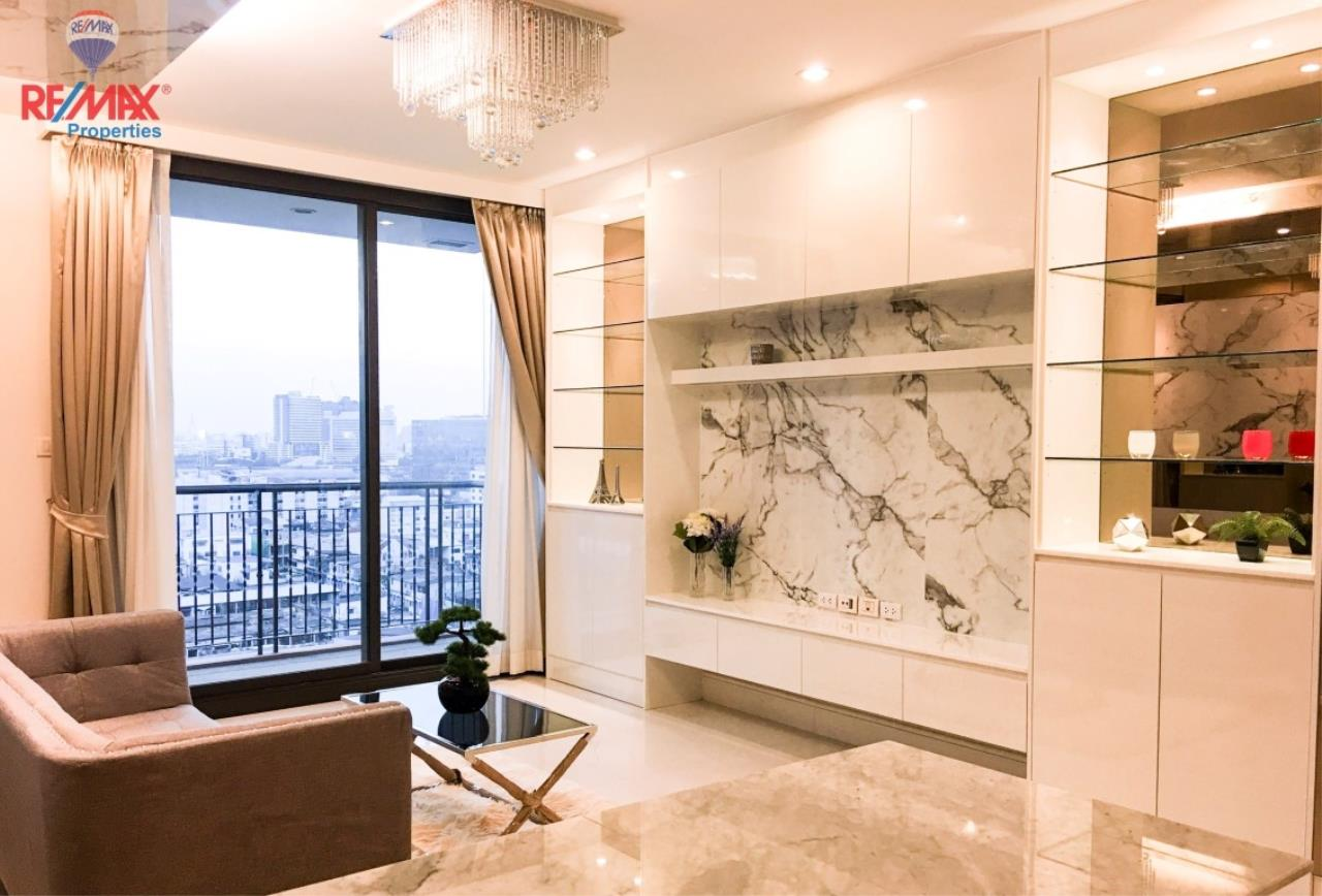 RE/MAX Properties Agency's SALE/RENT !! 2 beds 2 baths 84.33 sq,m @ Aguston Sukhumvit 22 1
