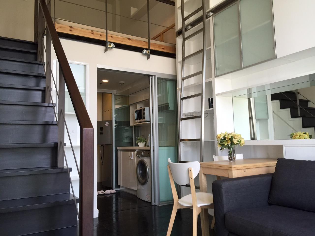 RE/MAX Properties Agency's 1 Bedroom Duplex for Rent ASHTON MORPH 38 (Thonglor) 1