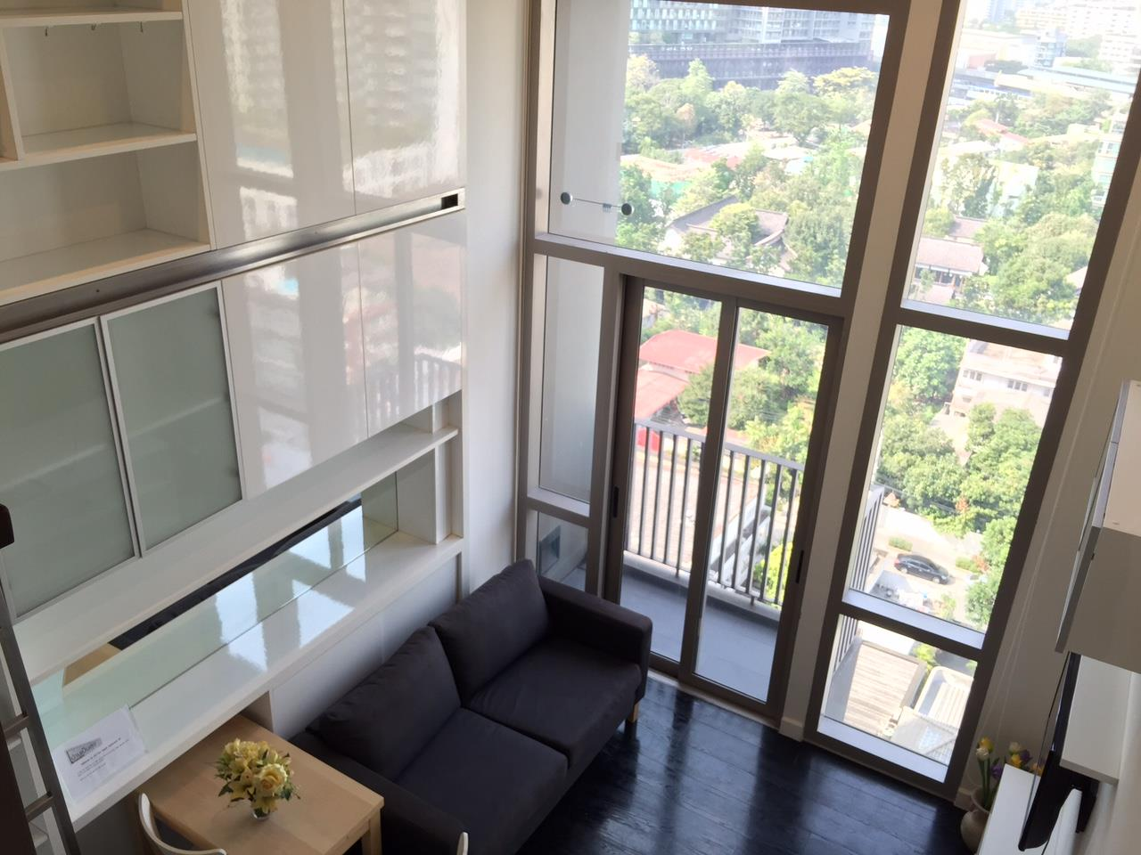 RE/MAX Properties Agency's 1 Bedroom Duplex for Rent ASHTON MORPH 38 (Thonglor) 7