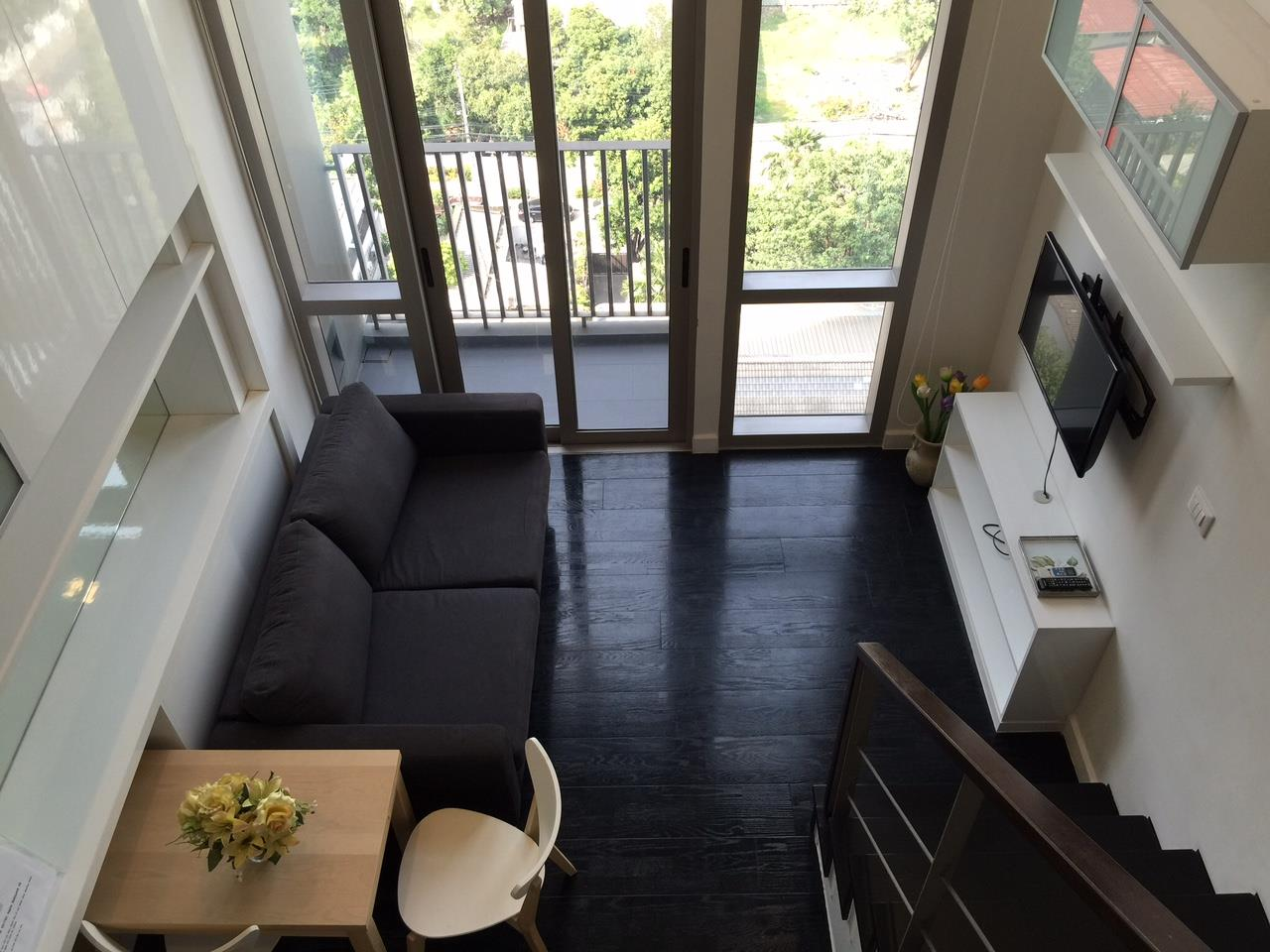 RE/MAX Properties Agency's 1 Bedroom Duplex for Rent ASHTON MORPH 38 (Thonglor) 8
