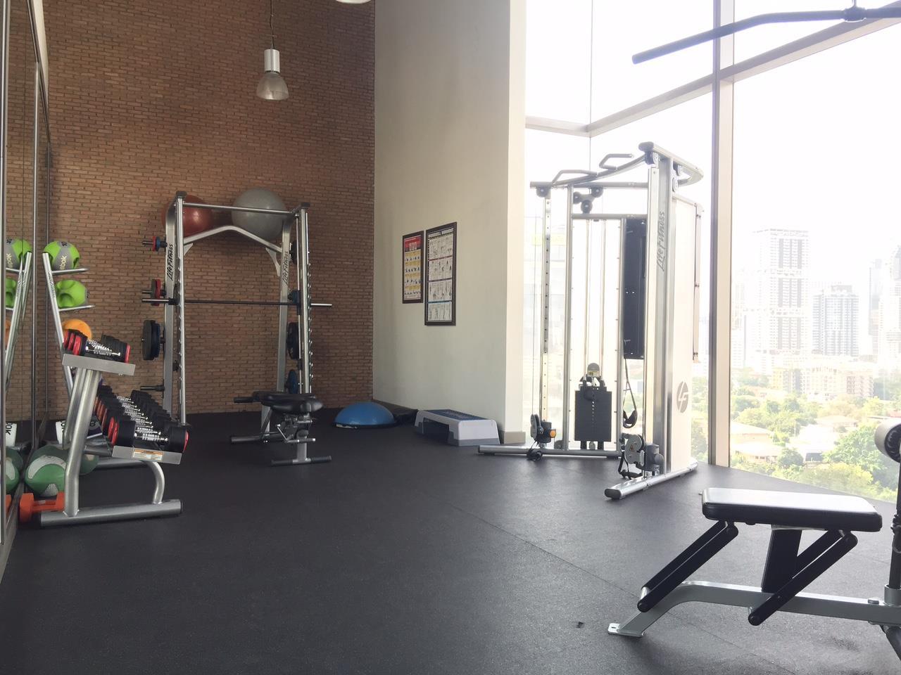 RE/MAX Properties Agency's 1 Bedroom Duplex for Rent ASHTON MORPH 38 (Thonglor) 11