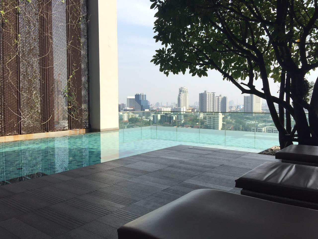 RE/MAX Properties Agency's 1 Bedroom Duplex for Rent ASHTON MORPH 38 (Thonglor) 12