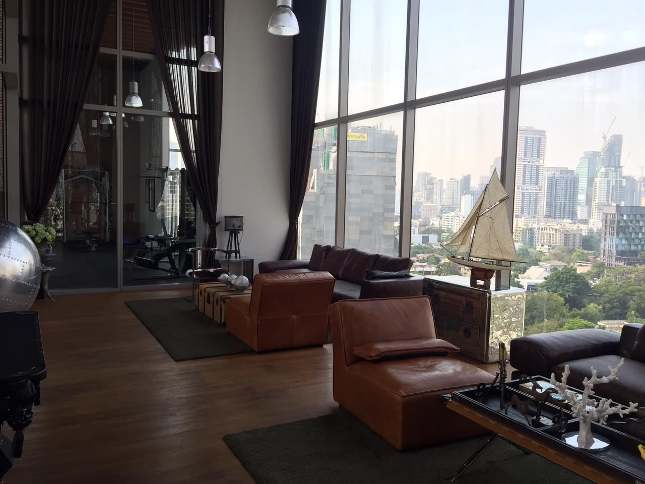 RE/MAX Properties Agency's 1 Bedroom Duplex for Rent ASHTON MORPH 38 (Thonglor) 14