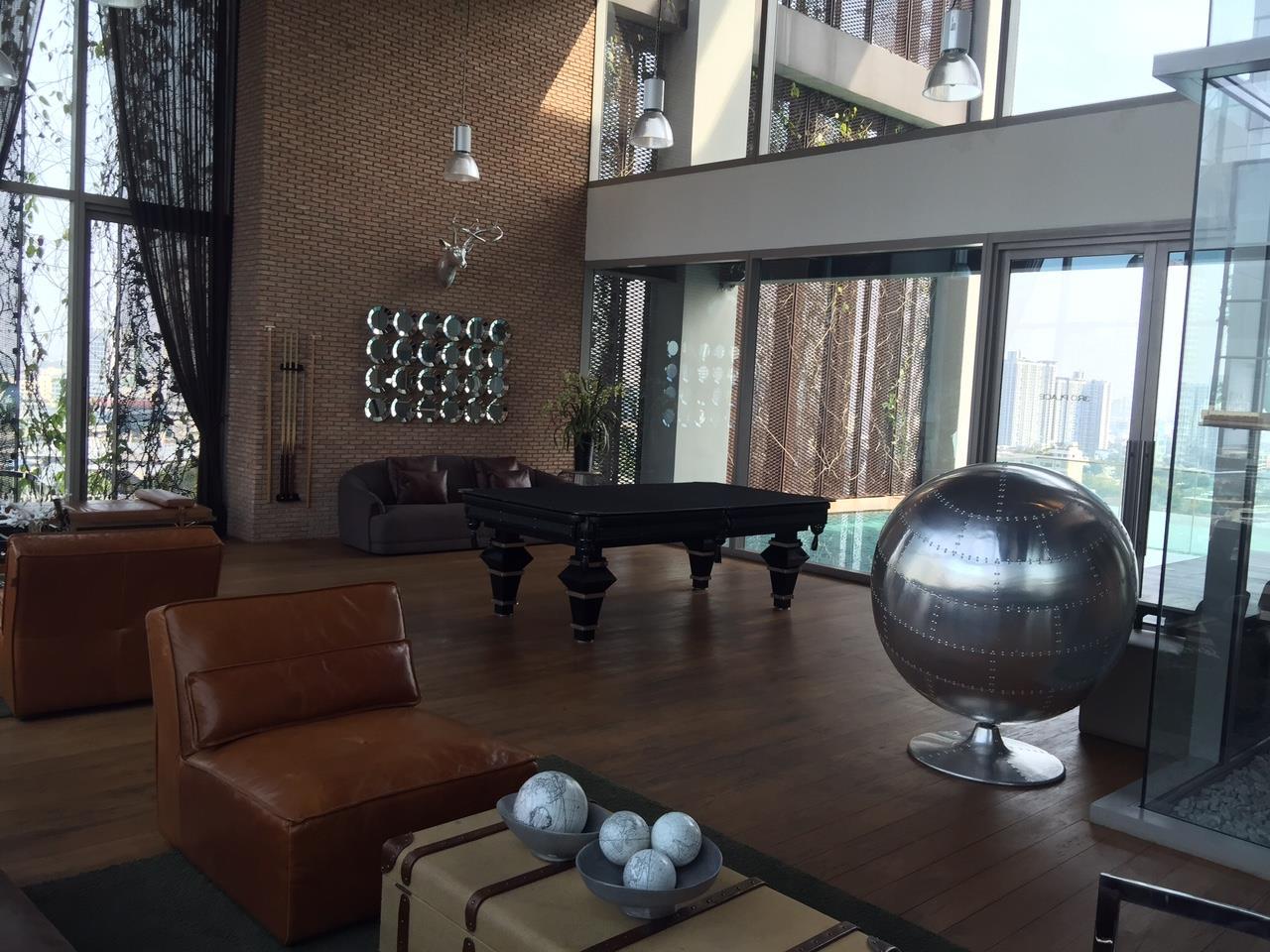 RE/MAX Properties Agency's 1 Bedroom Duplex for Rent ASHTON MORPH 38 (Thonglor) 15