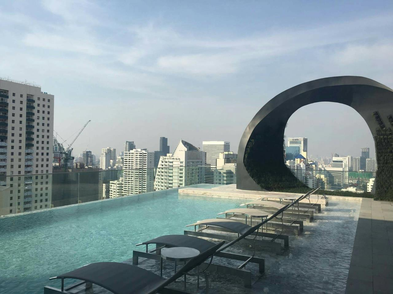 RE/MAX Properties Agency's Brand new 1 bedroom for RENT at Edge Sukhumvit 23 10