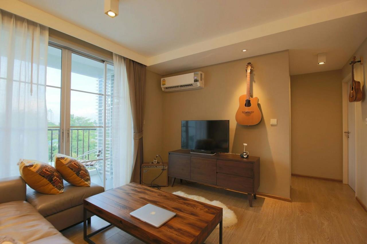 RE/MAX Properties Agency's 2 Bedrooms 55 Sq.M. for RENTING in Maestro Sukhumvit 39, Pet allowed 1