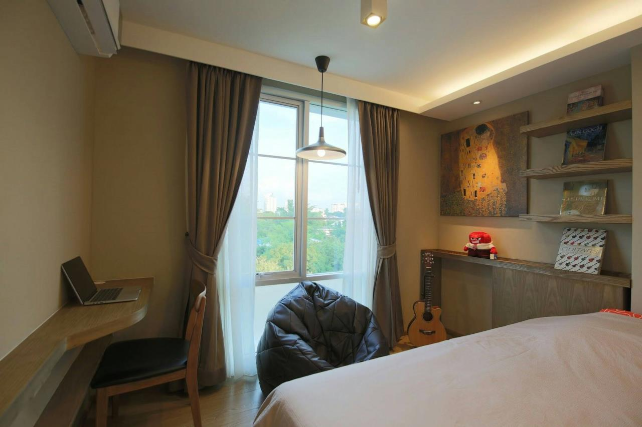 RE/MAX Properties Agency's 2 Bedrooms 55 Sq.M. for RENTING in Maestro Sukhumvit 39, Pet allowed 5