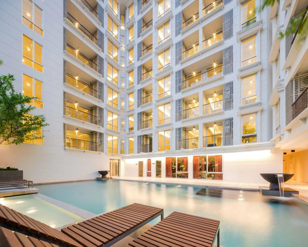 RE/MAX Properties Agency's 2 Bedrooms 55 Sq.M. for RENTING in Maestro Sukhumvit 39, Pet allowed 9