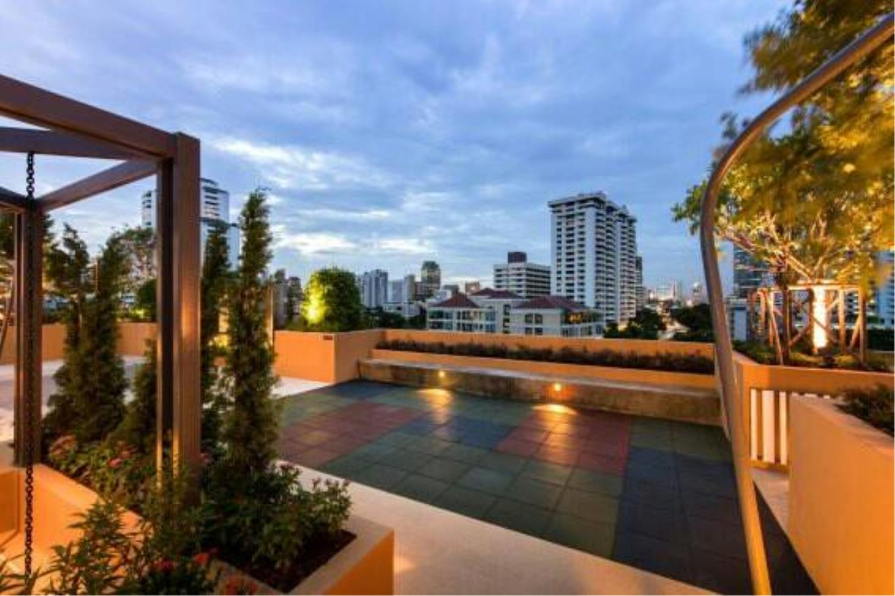 RE/MAX Properties Agency's 2 Bedrooms 55 Sq.M. for RENTING in Maestro Sukhumvit 39, Pet allowed 11